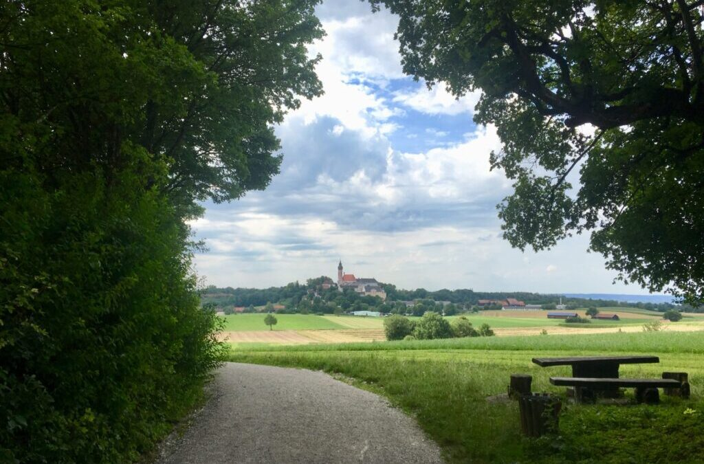 05.08.2019 – Münchner Jakobsweg 1. Tag