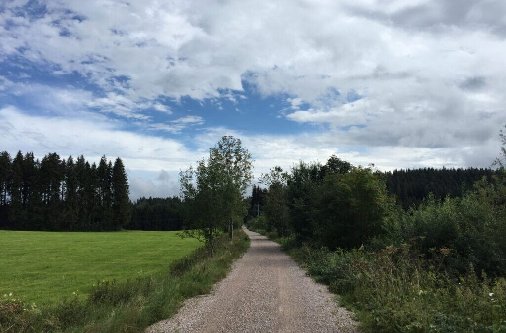 12.08.2019 – Münchner Jakobsweg 8. Tag